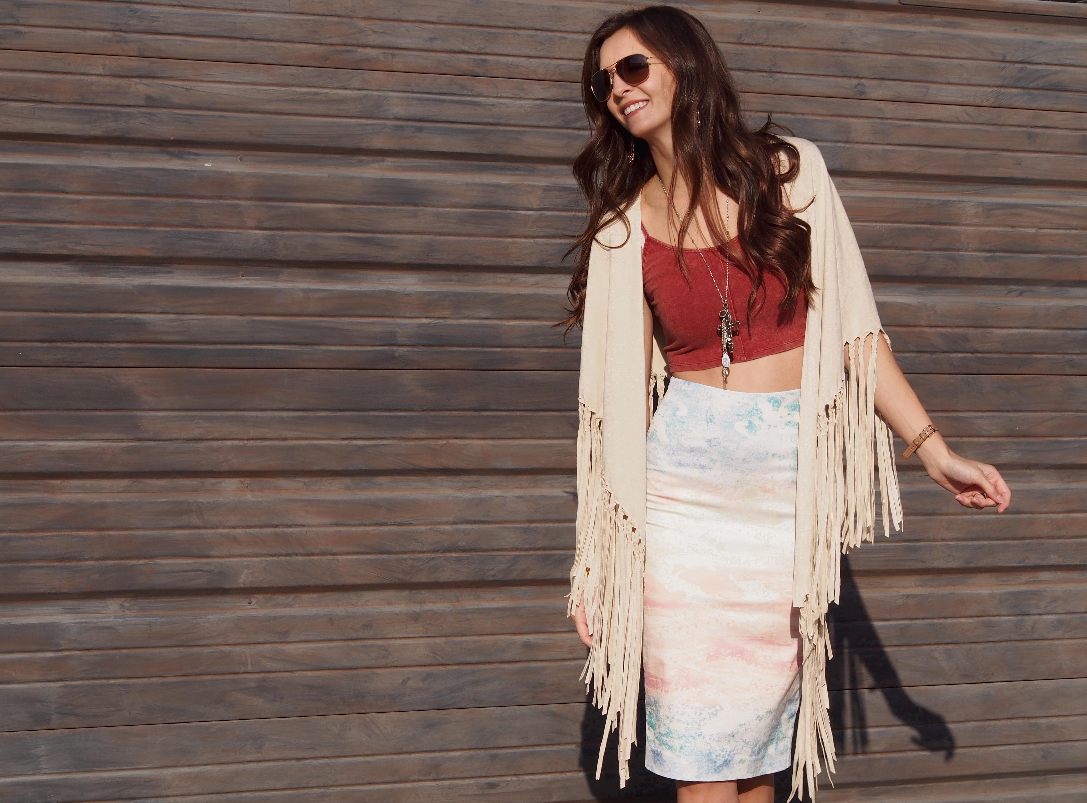 RW&Co skirt